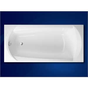 Акриловая ванна Vagnerplast Ebony 160x75 акриловая ванна vagnerplast briana 180x80 vpba180bri2x 01