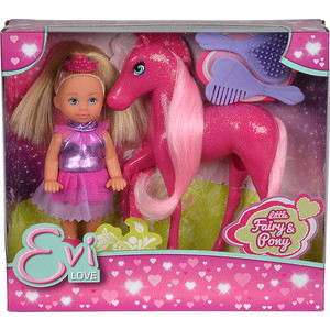 купить Simba Evi Love Еви + пони, 3 вида 5738667 недорого