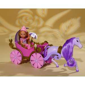 Фотография товара simba Evi Love Еви в карете + лошадь 5735754 (274692)