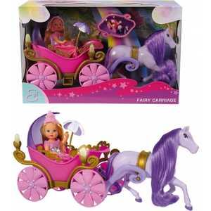 Simba Evi Love Еви в карете + лошадь 5735754 от ТЕХПОРТ