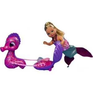 Кукла Simba Evi Love Еви-русалка + морской конек 5738984 ws 552 статуэтка русалка и морской конек 1197312