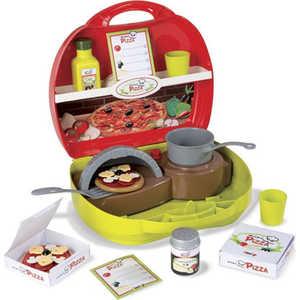 Smoby Миникухня Пицца, 24х10х25 см 24467* кухня игрушечная smoby smoby детская кухня для девочек minnie мини