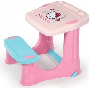 Фотография товара парта Smoby ''Hello Kitty'' 56х57х52см 28051* (274847)
