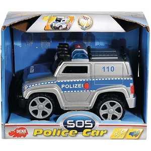 Dickie Полицейский внедорожник, свет, звук 3353590*