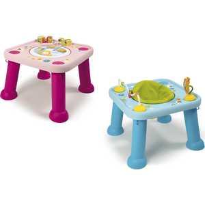 Smoby Стульчик-трансформер, 2 вида 211310* пластиковая мебель smoby столик для пикника cars