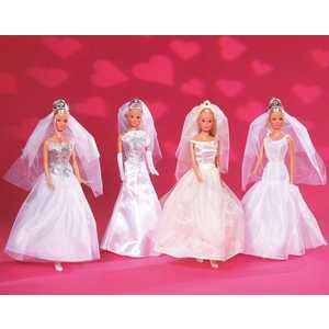 Simba Steffi Love Штеффи в свадебном наряде, 4 вида 5733414