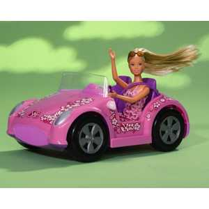 Кукла Simba Steffi Love Штеффи на автомобиле 5738332