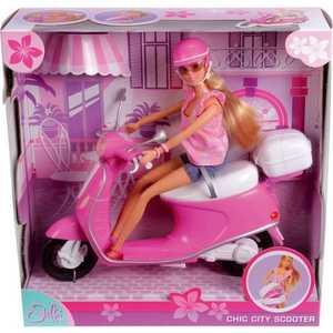 Кукла Simba Steffi Love Штеффи на скутере 5730282*