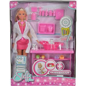 Кукла Simba Steffi Love Штеффи-ветеринар + аксессуары 5737393 аксессуары для20игровых приставок