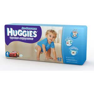 Трусики-подгузники Huggies Mega 9-14кг 52шт для мальчиков 5029053543390
