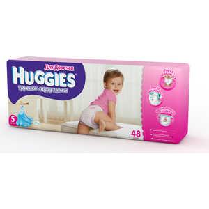 Huggies Трусики-подгузники Mega 13-17 кг для девочек (48 штук) 5029053543444