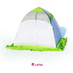 Lotos Палатка для зимней рыбалки 1 палатки тентовые пивные цена в украине