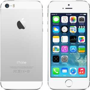 Смартфон Apple iPhone 5S 16Gb Silver LTE