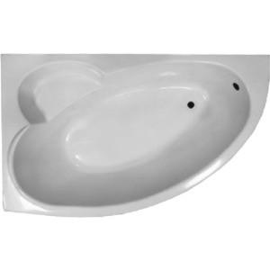 Акриловая ванна Eurolux Спарта левая 160x100