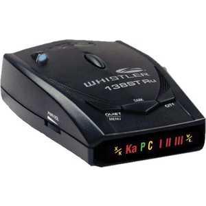 Радар-детектор Whistler WH-138ST Ru радар детектор whistler wh 118st ru