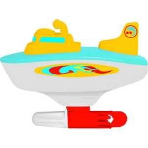 Kiddieland Развивающая игрушка Моя первая субмарина KID 049908 kiddieland развивающая игрушка космический корабль kid 045898