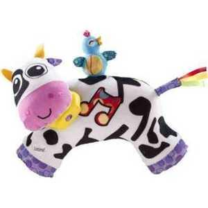 Lamaze Развивающая игрушка Музыкальная корова LC27560 мягкая игрушка развивающая k s kids часы сова