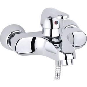 Смеситель для ванны Timo Nordic (0154Y) хром смеситель для ванны коллекция monarch 0085y двухвентильный хром timo тимо