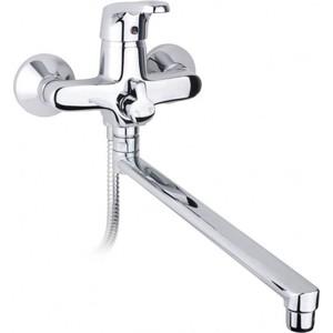Смеситель универсальный Timo Standard (1935YCR) хром  смеситель для ванны коллекция standard 1934 y cr однорычажный хром timo тимо