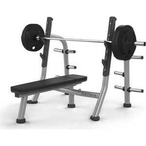 Скамья для жима горизонтальная Matrix Magnum A78 скамья для жима горизонтальная spirit fitness afb102