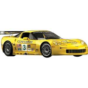 Автомобиль  1:24 Chevrolet Corvette Racing Car 866-2417 со светом, р/у