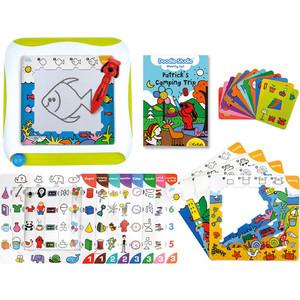 Фотография товара доска K'S Kids для рисования с обучающими карточками KA656 (276888)