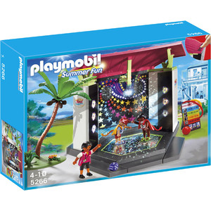 Playmobil Отель: Детский клуб с танц площадкой 5266pm playmobil 5266 отель детский клуб с танц площадкой