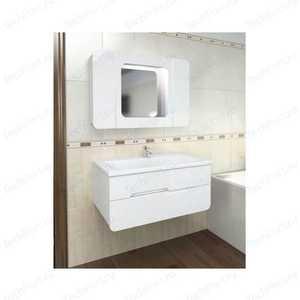 Фотография товара комплект мебели Меркана Адажио 80 белый (277221)