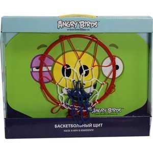 Фотография товара баскетбольный щит Angry Birds с кольцом ''Ударь свинью'' Т56269 (277317)