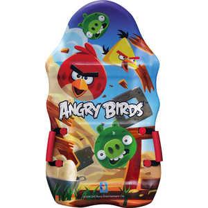 Ледянка Angry Birds выпуклая Т56333  ледянка angry birds 74см с плотными ручками т57678