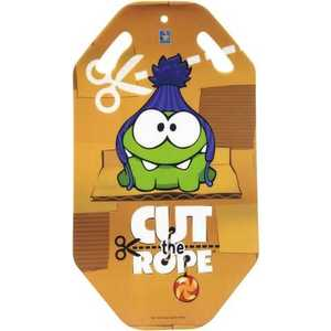 Ледянка 1Toy Cut the Rope Т56335 ледянка 92см cut the rope 1toy