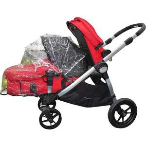 Дождевик Baby Jogger для модели City Select ВО95151 дождевик baby jogger city select single seat rain canopy