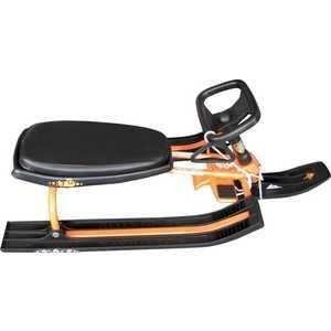 Снегокат Navigator чёрно/оранжевый СН91037 от ТЕХПОРТ