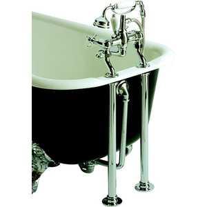 Стойки Heritage для набортного смесителя для ванны хром (THC30)
