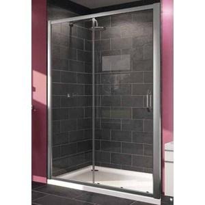 Душевая дверь Huppe X1 140х190 см 2 секции (140404.069.321)