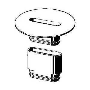 Насадка Viega для прочистки сифона при помощи вантуза 15 см (689711)