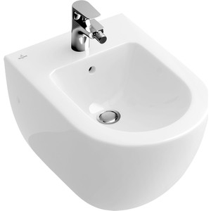 Биде Villeroy Boch Subway plus подвесное (7400 00R1)