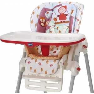 "Чехол для стульчика Chicco ""Polly Double Phase Happy Land"" 127906501.26"