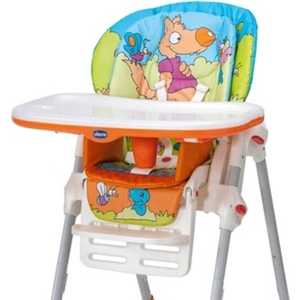 "Чехол для стульчика Chicco ""Polly Double Phase Wood Friend"" 127906501.33"