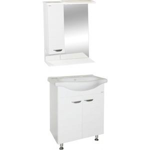 Комплект мебели Меркана Таис белый аннелюр комплект детской мебели трия индиго к1
