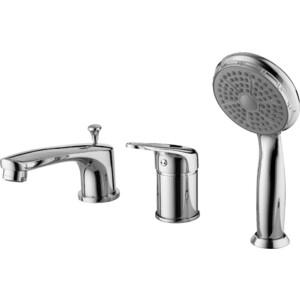 Смеситель Lemark Luna LM4145C на борт ванны lemark смесительlemark luna lm4102c для ванны с душем