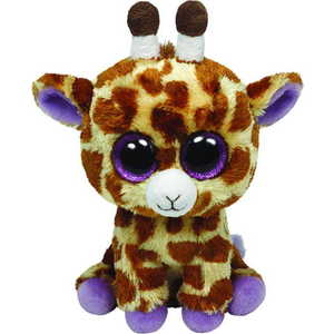 Жираф Ty Inc Safari 23 см. Beanie Boo's 36905 мягкая игрушка ty beanie boo s котенок sophie 15 см