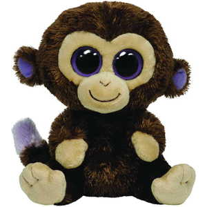 Обезьянка Ty Inc Coconut 23 см. Beanie Boo's 36901 мягкая игрушка медвежонок 33 см classic ty inc