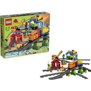 Lego Конструктор Duplo ''Большой поезд'' 10508-L