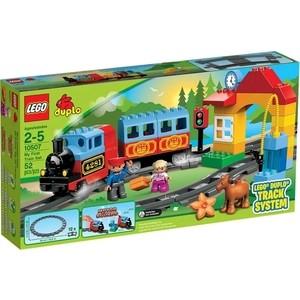 Lego Конструктор Duplo Мой первый поезд 10507-L