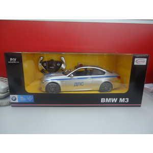 Rastar Машина на радиоуправлении 1:14 BMW M3 Police, со светом 48000-51 от ТЕХПОРТ