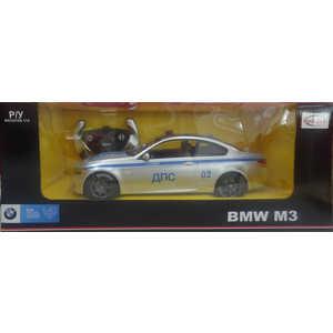 Rastar Машина на радиоуправлении 1:14 BMW M3 Police, со светом 48000-52 машина на радиоуправлении rastar audi q7 1 24