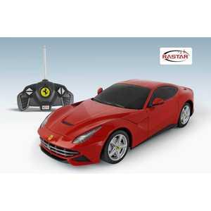 Rastar Машина на радиоуправлении 1:18 Ferrari F12 53500