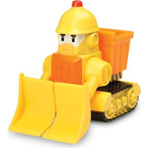 Машинка Robocar Poli металлическая Брунер 6см 83165