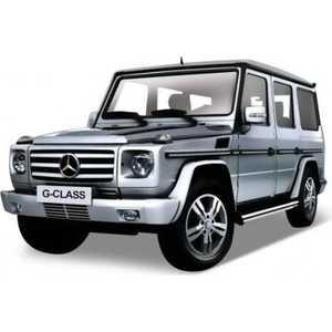 Welly Машинка металлическая. 1:24 Mercedes-Benz G-Class 24012